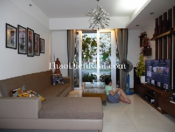 Homey 3 bedrooms apartment in Saigon Airport for rent.