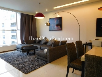 Apartment for rent in Thao Dien Pearl.