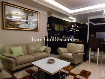 Incredible decoration 3 bedrooms apartment in Cantavil for rent.