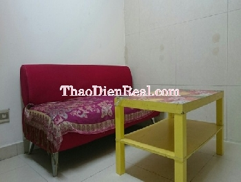 Lovely 1 bedroom serviced apartment in Phu Nhuan district for rent.