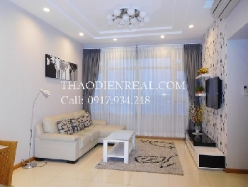 Lovely 2 bedrooms apartment in Saigon Pearl for rent.