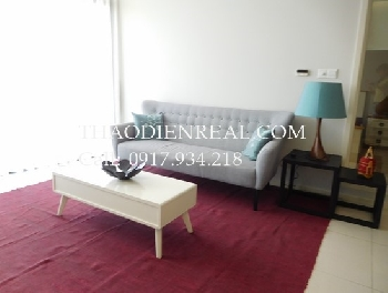 Luxury 1 bedroom apartment in City Garden.
