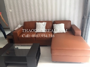 Luxury 1 bedroom in Vinhomes Central Park for rent