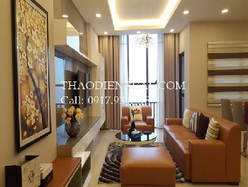 Luxury 2 bedrooms apartment in Icon 56 for rent