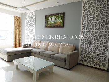 Luxury 2 bedrooms apartment in Thao Dien Pearl.
