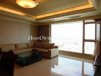 Luxury 3 bedrooms apartment in Cantavil for rent.