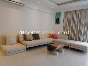 Luxury 3 bedrooms in Thao Dien Pearl for rent