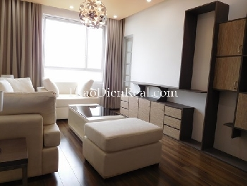 Luxury designed 3 bedrooms apartment for rent in Tropic Garden