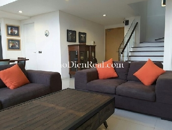 Luxury penthouse in Estella for rent