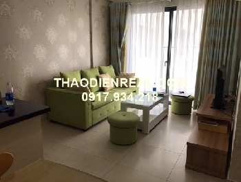 Masteri 2bedroom for rent, fully furnished, nice apartment 700usd/month - MTR-08420