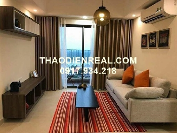 Masteri 2bedroom for rent, fully furnished, nice apartment 700usd/month - UKN-08421