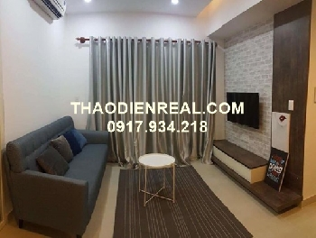 Masteri Apartment for rent, 19th floor fully furnished, nice apartment 