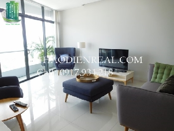 Modern 2 bedrooms apartment in City Garden for rent