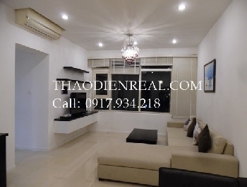 Modern 2 bedrooms apartment in Saigon Pearl for rent
