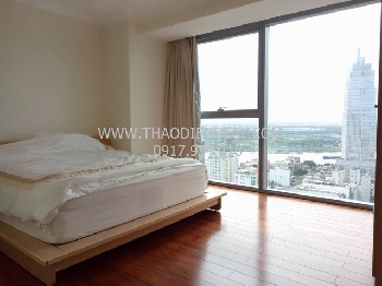 Modern 2 bedrooms apartment in Vincom for rent
