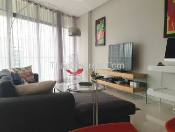 Modern 3 bedrooms apartment in City Garden for rent.
