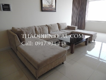 Modern 3 bedrooms apartment in Saigon Pearl.