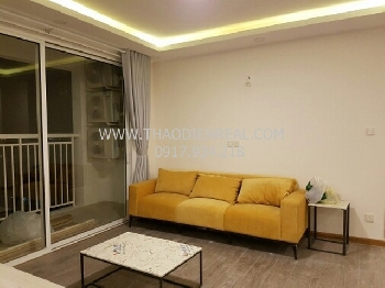 Modern 3 bedrooms apartment in Tropic Garden for rent