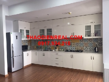 New 3 bedrooms apartment in Tropic Garden for rent