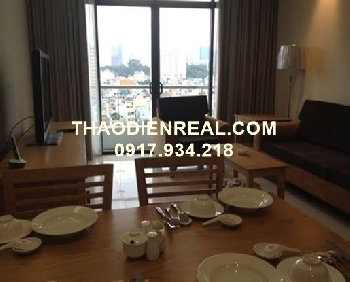 New City Garden Apartment for rent by thaodienreal.com 0917934218 CTG-08361