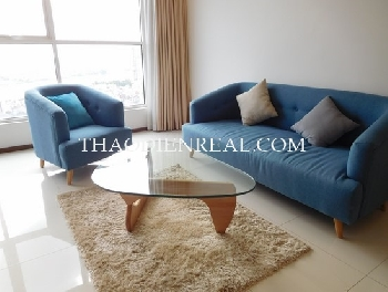 Nice 3 bedrooms apartment in Thao Dien Pearl 