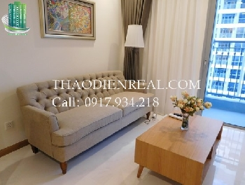Nice 3 bedrooms apartment in Vinhomes Central Park for rent