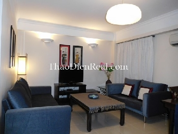 Service apartment in District 1.