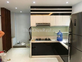 Nice furnitures house in District Tan Binh for rent.