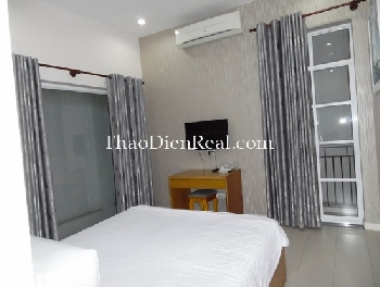 Nice furnitures serviced apartment in Nguyen Dinh Chinh, District Phu Nhuan for rent.
