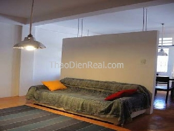 Nice interior 1 bedrooms serviced apartment in district 3 for rent.