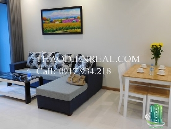 Vinhomes Central Park for rent with amenities for your accommodation: