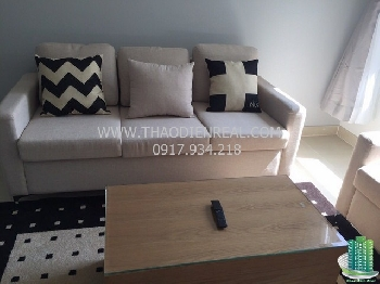 Simple 1 bedrooms apartment for rent in The Masteri 