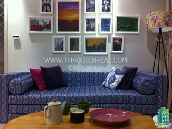 Simple 1 bedrooms apartment for rent in City Garden Apartment