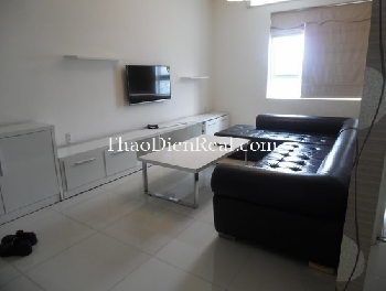 Opposition tone 2 bedrooms apartment in Copac for rent