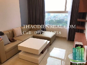 Orchard Garden 2-bed apartment for rent by Thaodienreal.com 