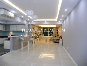 Pool view 3 bedrooms apartment in Saigon Pearl for rent
