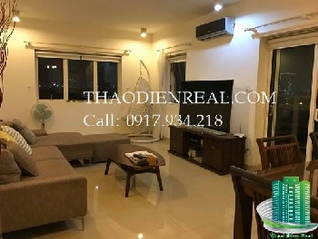 RIVER GARDEN APARTMENT IN 170 Nguyen Van Huong, District 2.