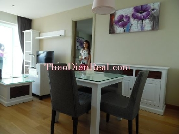 River view 1 bedroom apartment in Diamond Island for rent is now available.