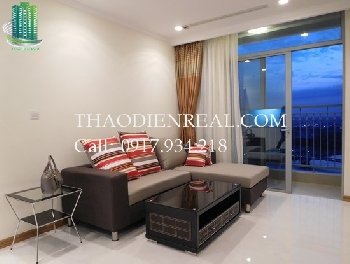 River view 1 bedroom apartment in Vinhomes Central Park