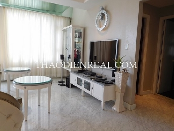 Royal penthouse 4 bedrooms in Saigon Pearl