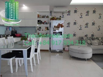 Saigon Airport Plaza Apartment for rent -SGA-08508