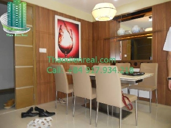 Saigon Airport Plaza Apartment for rent -SGA-08512