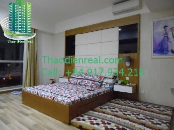 Saigon Airport Plaza Apartment for rent -SGA-08513