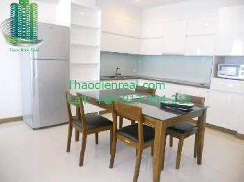 Saigon Airport Plaza Apartment for rent -SGA-08517