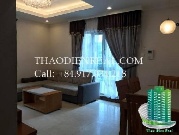 Saigon Pavilion Apartment for rent, high floor fully furnished, SGP-08447