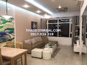 Saigon Pearl apartment for rent 2 bedroom