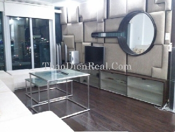 Sailing Tower : 2 bedroom apartment, fully furnished, city center