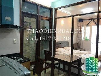 Serviced apartment for rent by THAODIENREAL.COM
