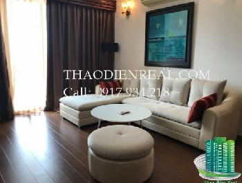 Serviced apartment in Pasteur for rent by THAODIENREAL.COM