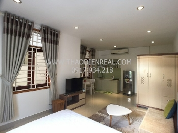 Serviced apartment near Le Duan street for rent